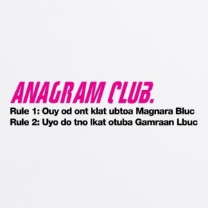 anagram club