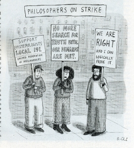 Strike!Credit: New Yorker